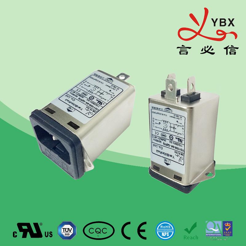 Socket + insurance filter YB11-B9-B10