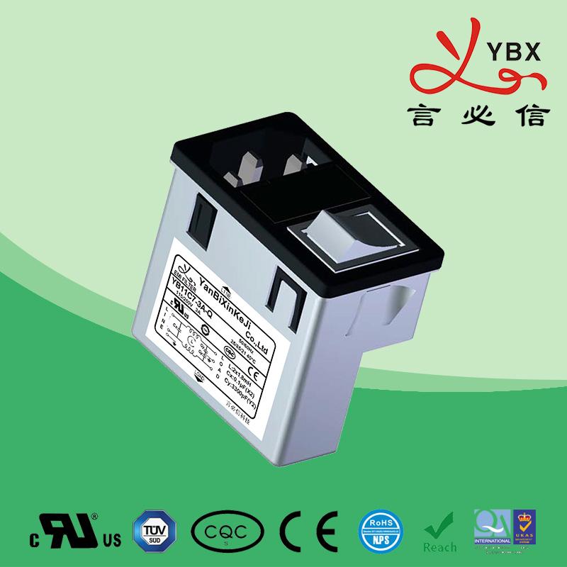 Switching power filter YB11-C7-C8