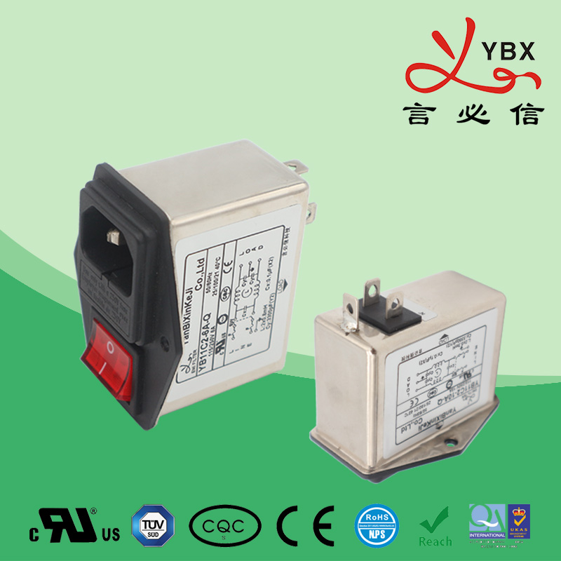 Switching power filter YB11-C1-C2