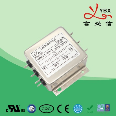 Super power supply filter YX-81 line