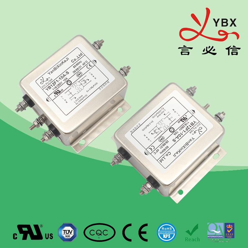 Enhanced power supply filter 24-27-28 line 50A