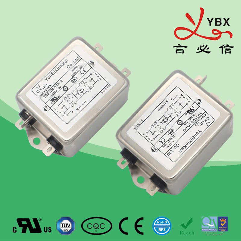 Enhanced Power Supply Filter 24-27-28 Line 20A