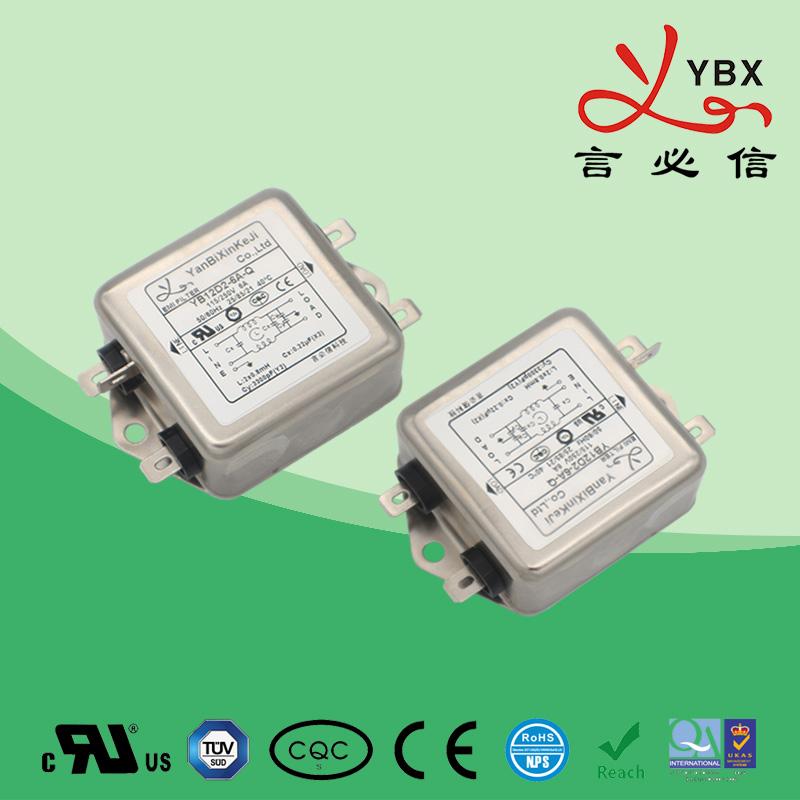 Enhanced power supply filter 24-27-28 line 10A