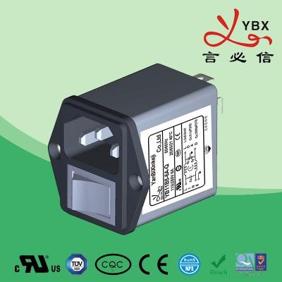 Socket + insurance filter YB11-B5