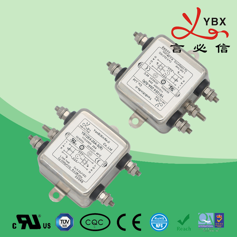 General purpose power supply filter 12 line below 30A