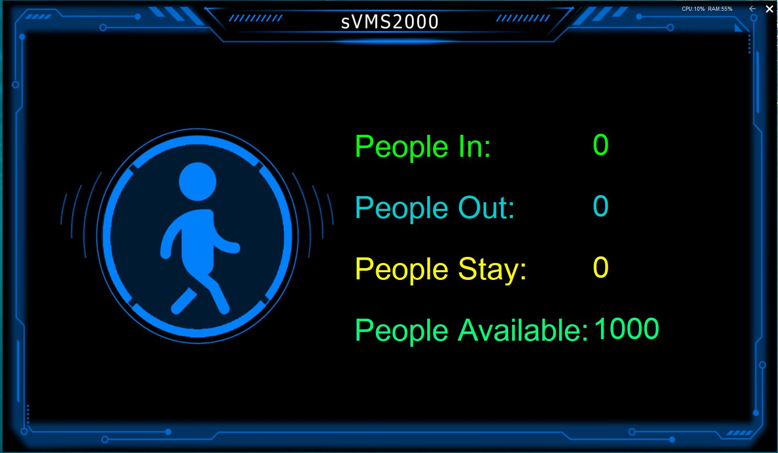 VIKVIZ People Counting Network Camera User Manual