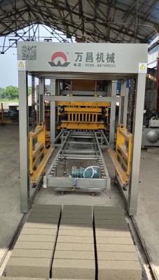 免燒水泥磚機設備 全自動的建材水泥磚機QT15-15成型機