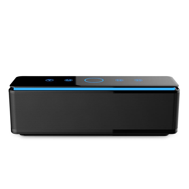 S7 TWS speaker home theatre portable bluetooth speaker support power bank hifi subwoofer TF