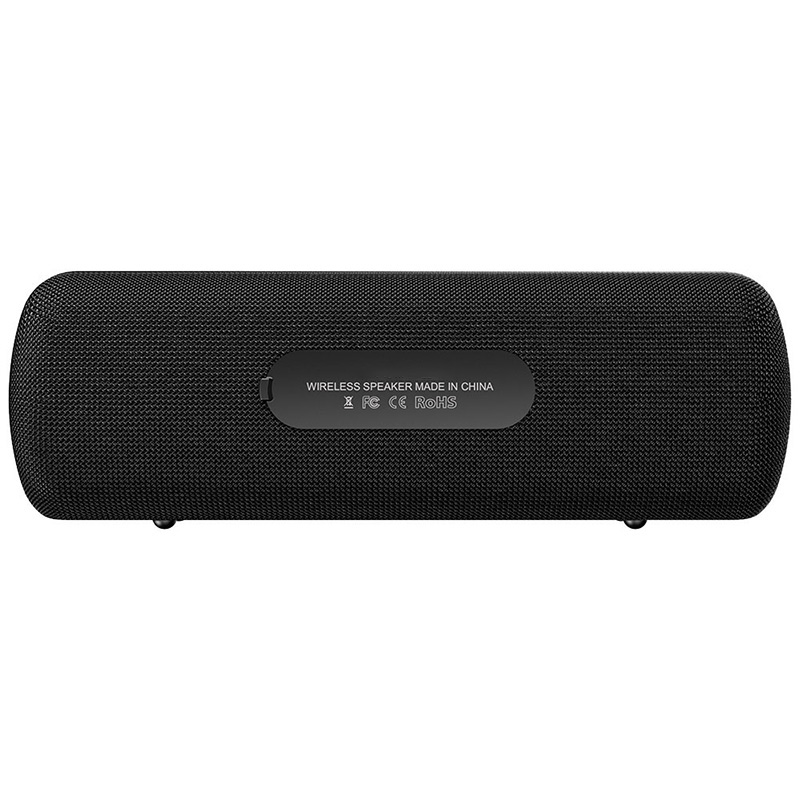 S55 Touch Control Bluetooth Speaker Big Battery Wireless Speakers Stereo Sound Box with Bass