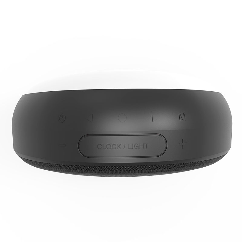 S23 Large battery wireless bluetooth Speaker with Alarm Clock function FM 3D Surround Loudspeaker