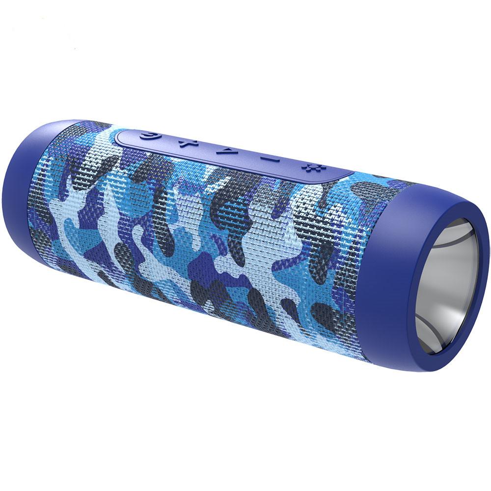 S22 Portable Bluetooth Speaker with Power Bank Flashlight Wireless Boombox Soundbar Support TF card