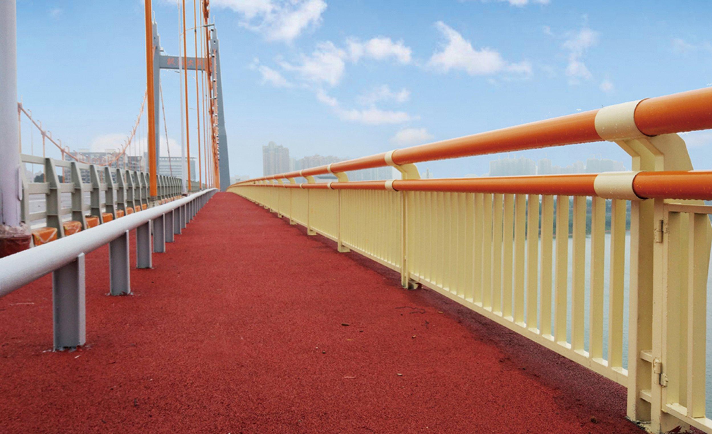 钢结构护栏护栏