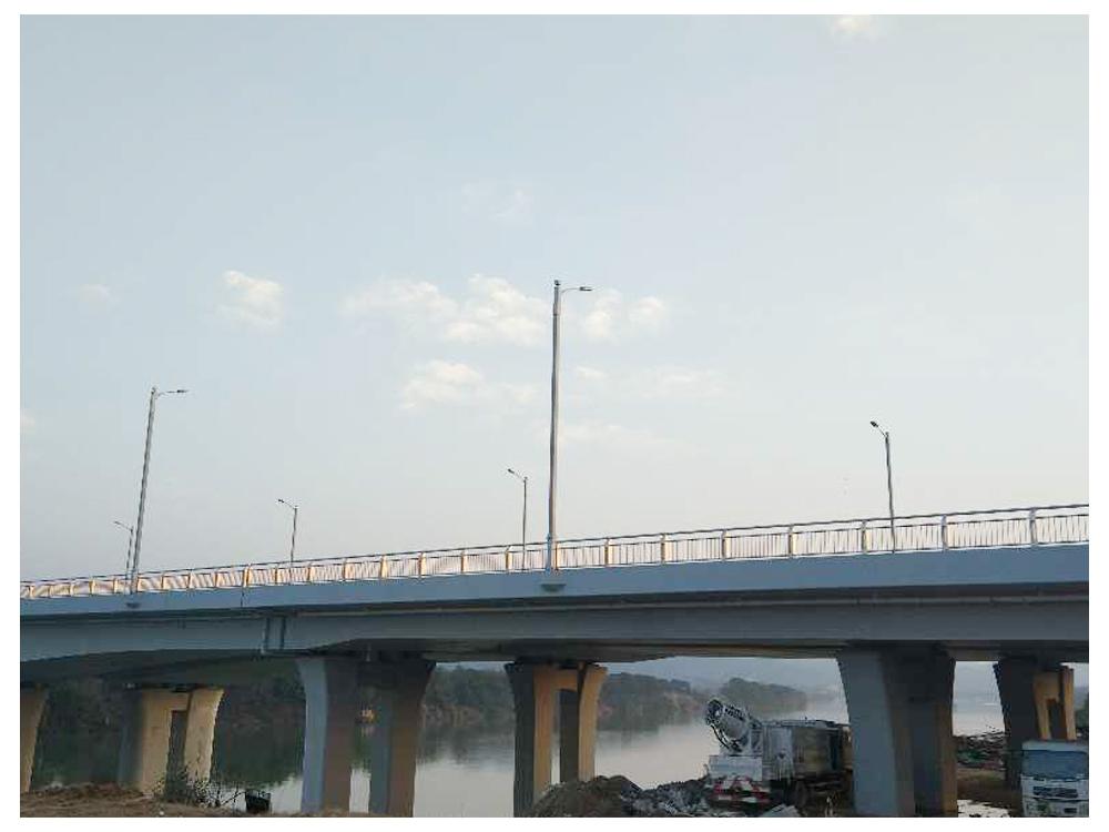 经典项目-江西景德镇航空大桥护栏工程