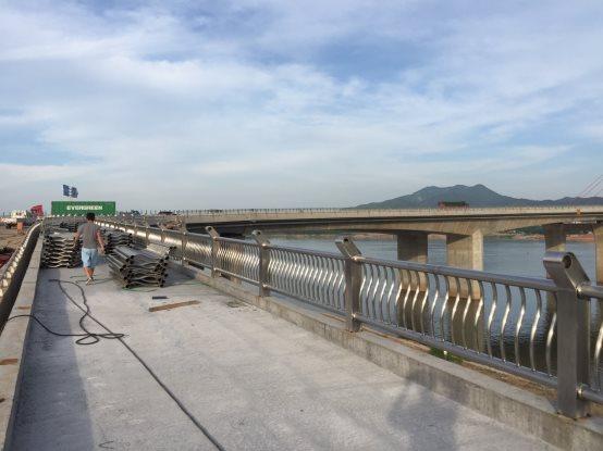 经典项目-吉安市新井冈山大桥项目
