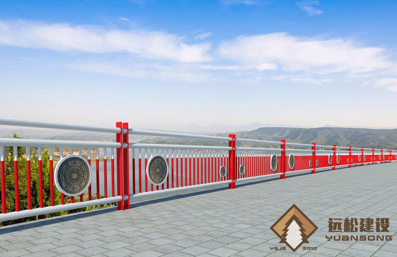 组合式护栏 (1)