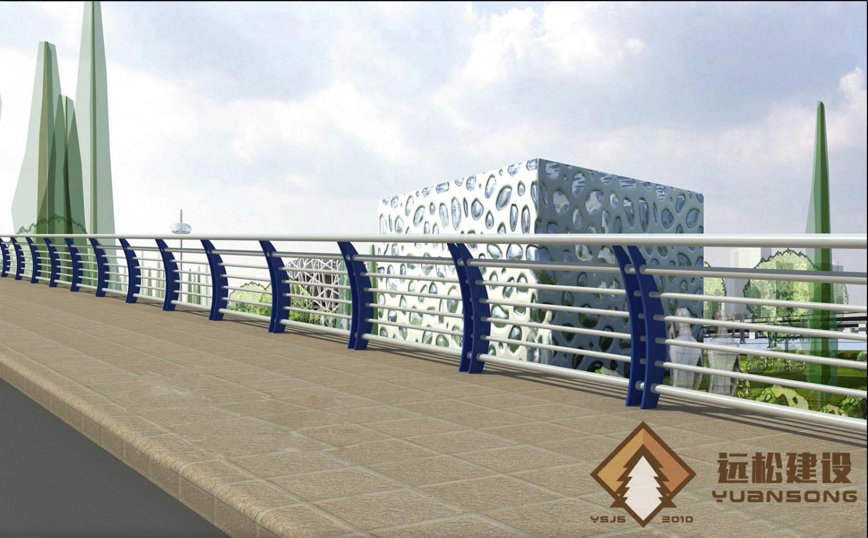 钢结构护栏 (5)