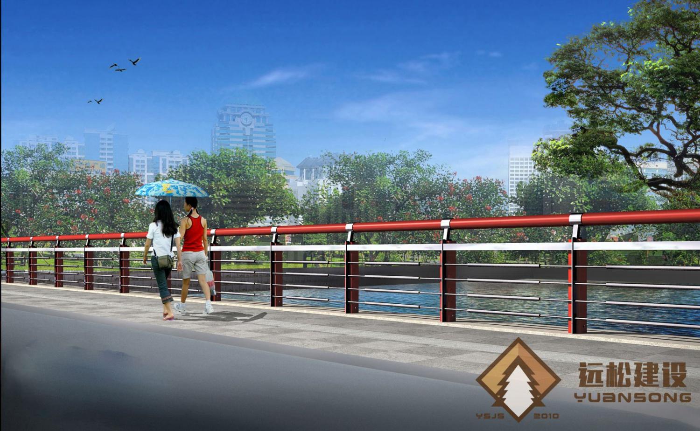 钢结构护栏 (7)
