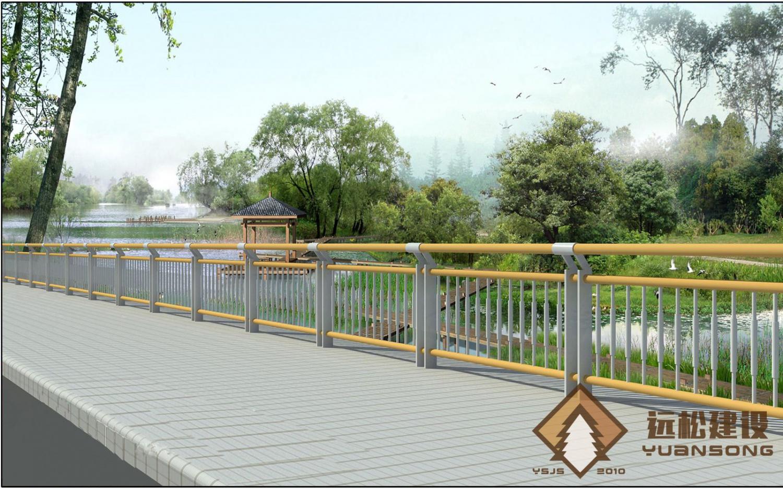 钢结构护栏 (6)