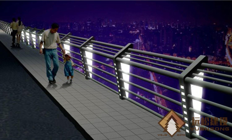 钢结构护栏 (1)
