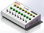 PLC标准手操盒实训模块
