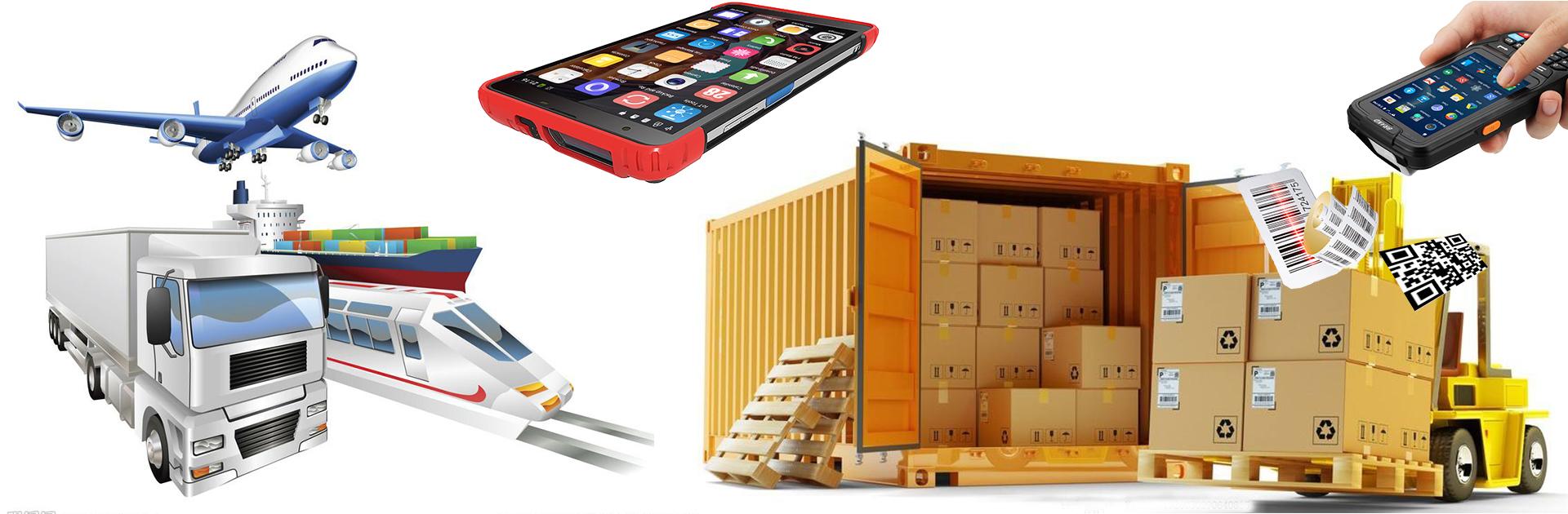Logistics Barcode Scanner