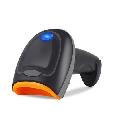 HC-202 USB 1D/2D Handheld Barcode Scanner QR Code Reader USB Cable For Windows/Android Devices