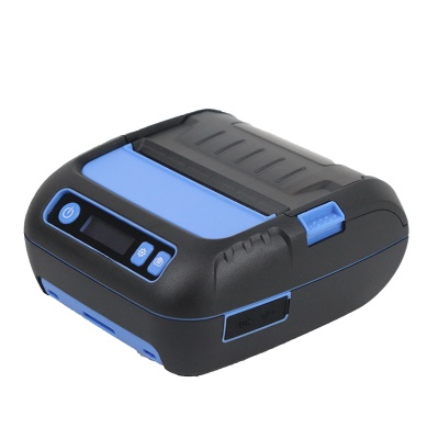 HC-8003L Portable Bluetooth 80mm Thermal Recepit/Label Printer,Compatible with Android/IOS Devices