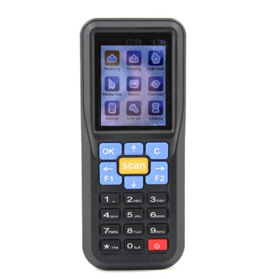 HC-9000 Handheld Inventory Data Terminal Wireless Long Range Transfer Barcode Scanner