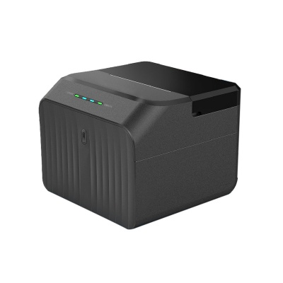 HC-58RB Desktop 58mm Thermal Receipt Printer USB Bluetooth 2 inches Receipt Printing