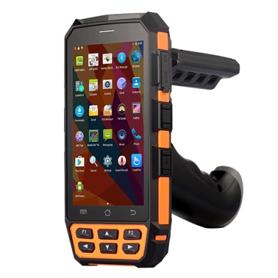 HC-A08U Android Mobile Terminal,4g Wifi 1D/2D Honeywell Scanner for Warehouse Inventory System