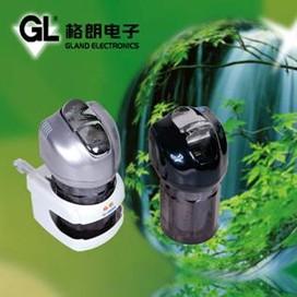 广州除甲醛格朗激光微晶片(车载)加湿器