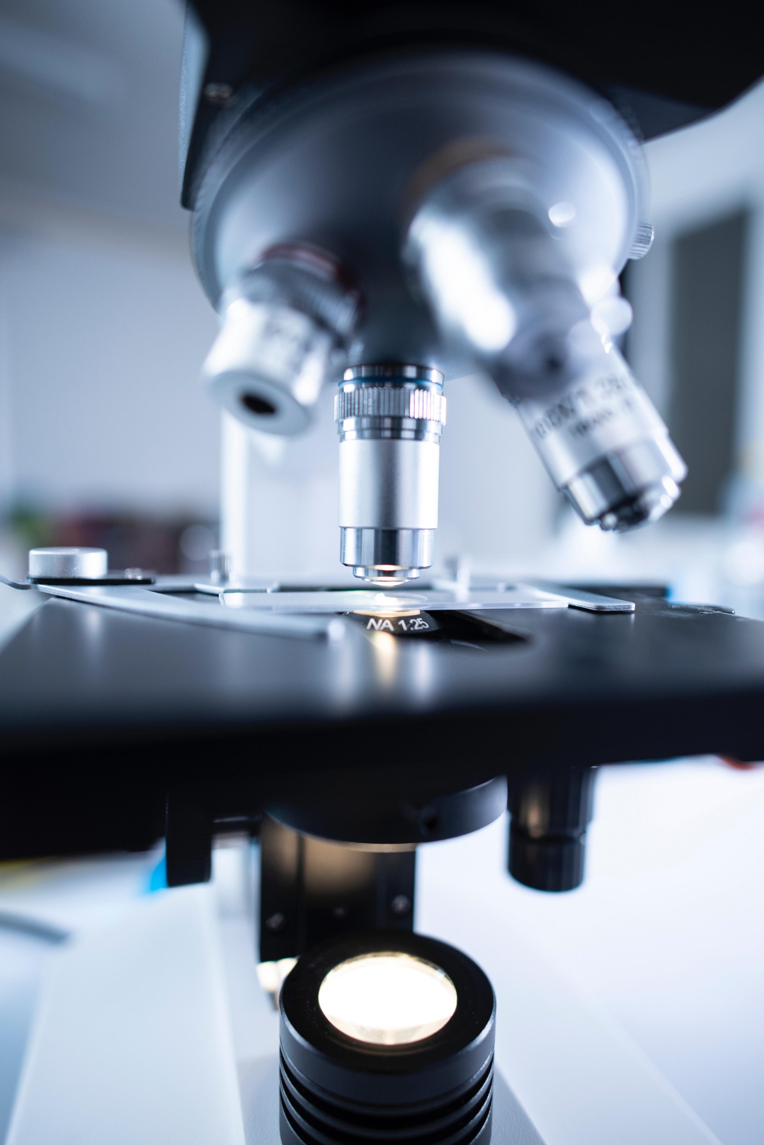 2020蓝焱资本投资交流会演讲——肿瘤的精准基因诊断