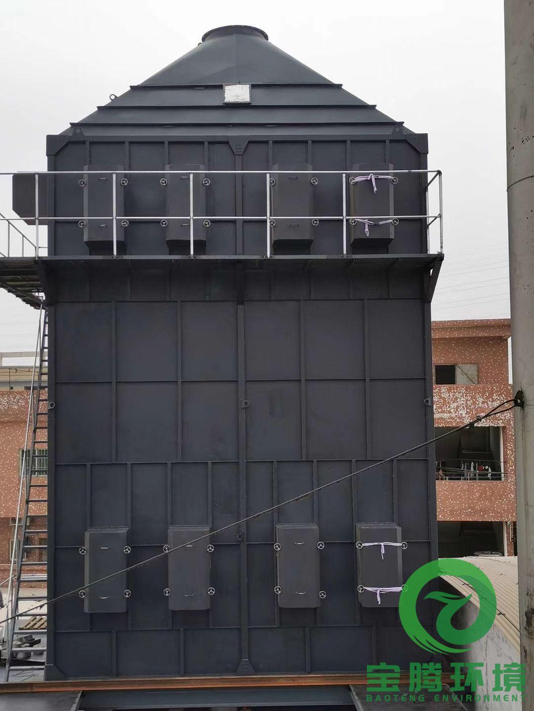 广东湿式静电除尘器