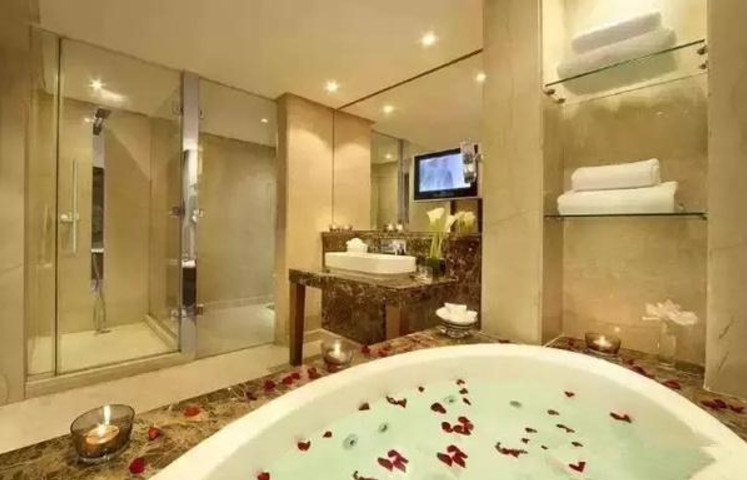 SPA浴室