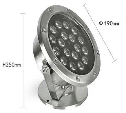 SLL-LED不锈钢水底系列