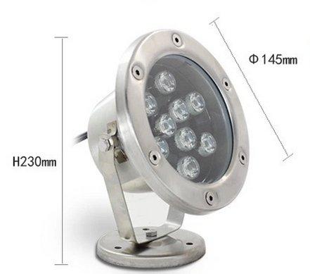SLL-LED水底灯RGB系列