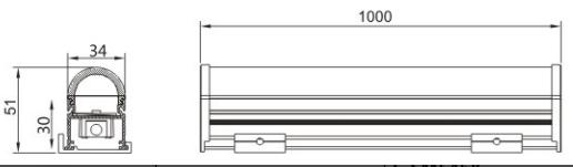 SLL-LED护栏管 数码管系列