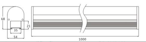 SLL-LED护栏管数码管系列