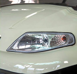 绿通电动车