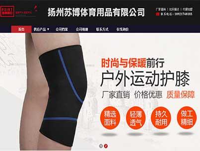扬州苏博体育用品有限公司