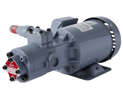 机床切削液齿轮冷却泵2HWM系列