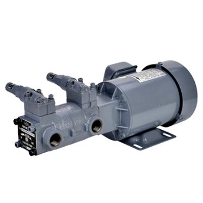 齿轮双联泵电机一体型2HBM系列