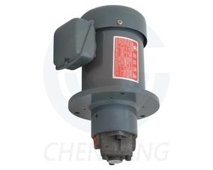 油泵直结连轴马达(铁壳立式)