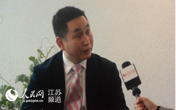 秦克波:以江苏为中心构建国际鲜花交易市场