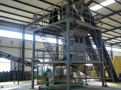 Customer case BB fertilizer workshop site