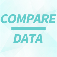 How do I compare changes in the data obtained at different times?