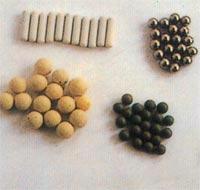 供应研磨机高铝瓷磨料,树脂磨料,瓷棒,不锈钢钢球