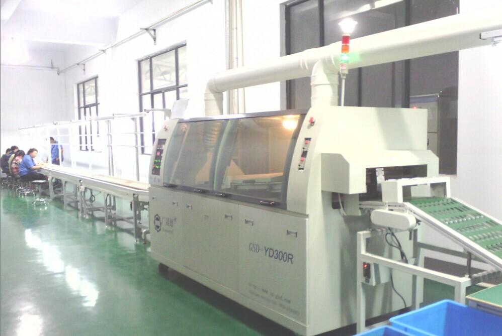 波峰焊生产线