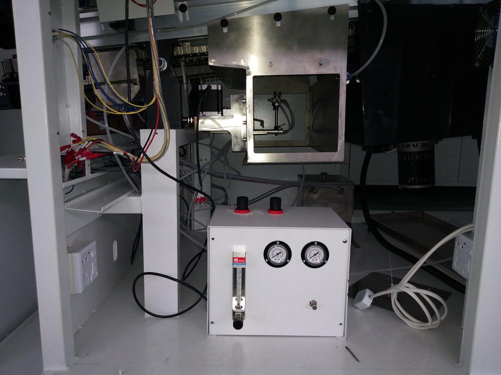 自动波峰焊锡机喷涂系统
