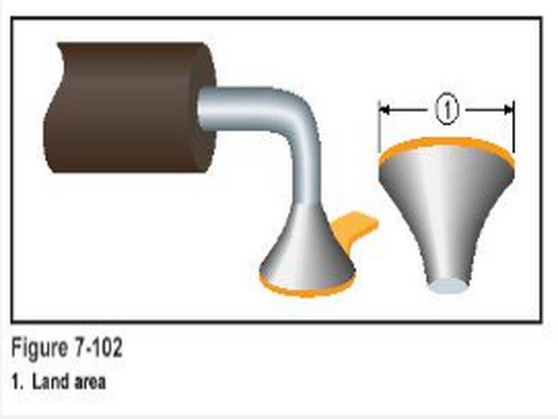 标准波峰焊点
